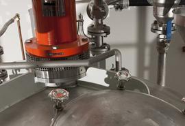 loonproductie chemie mengunit