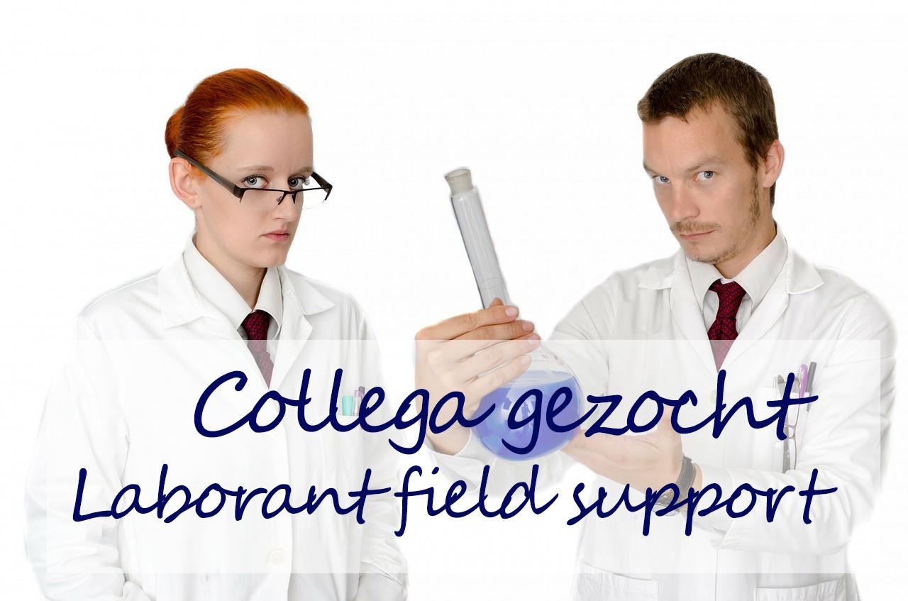 laborant field support
