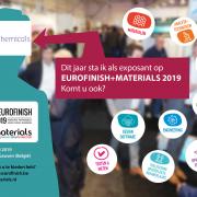 AD Chemicals Eurofinish 2019 chroomvrij voorbehandelen